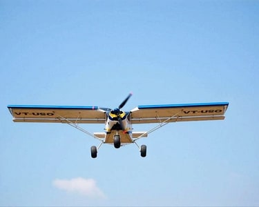 Microlight Flying in Bangalore - Flat 19% off