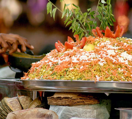 Pune Food Walk Tour