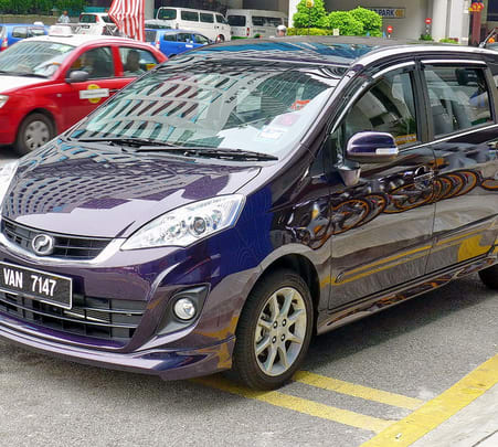 Kuala Lumpur Car Rental @ Flat 16% off