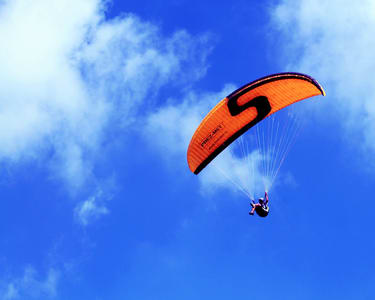 Up in the Air: Paragliding in Bir-billing from Delhi