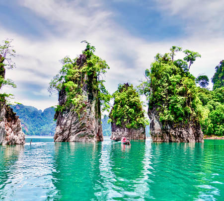 Cheow Lan Lake Day Tour from Krabi