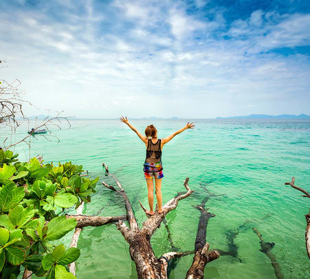 4 Days Andaman Backpacker Group Tour