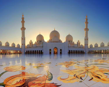 Abu Dhabi City Tour - Flat 14% off