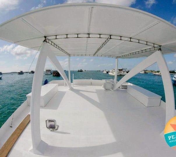 Speed Boat Rental in Maldives