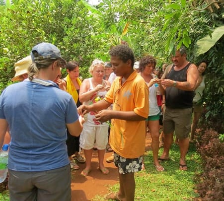 Spice Village Tour in Goa