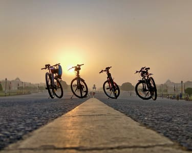 New Delhi Bicycle Tour, Flat 21% Off
