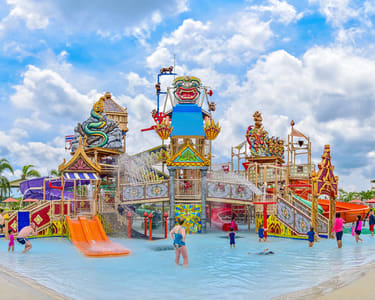 Ramayana Waterpark in Pattaya - Flat 17% off