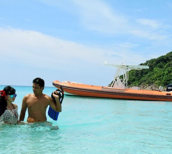 Private Jet Boat Cruise in Langkawi