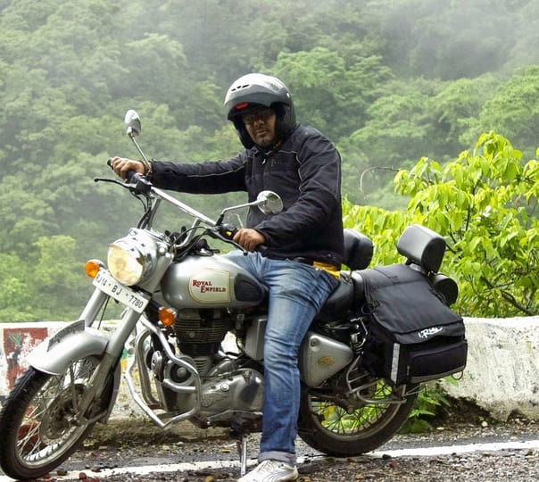 Rent a Bike For Mussoorie/dehradun