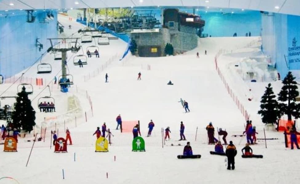Image result for dubai ski mall
