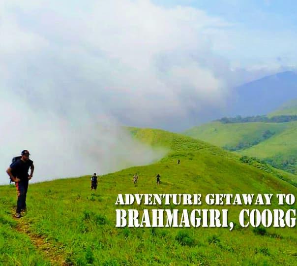 Trek to Brahmagiri Hills