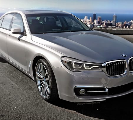 Rent a Bmw in Bangalore
