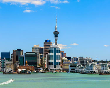 7 Days Budget North-south New Zealand Package