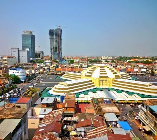 A Guided Tour of Phnom Penh City