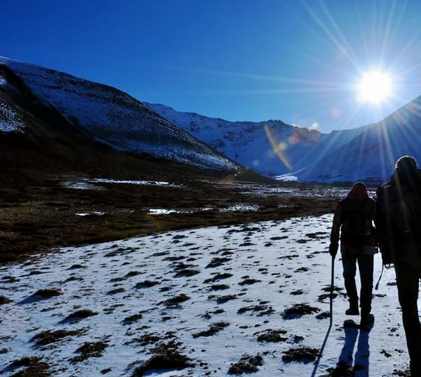 Trek to Markha Valley