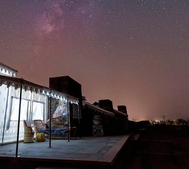 Stay in Wildllife Camps at Sariska