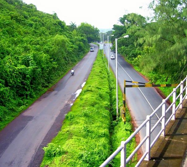 Biking Tour from Mumbai to Ganpatipule