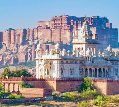 Jaisalmer Jodhpur Combo Sightseeing Tour