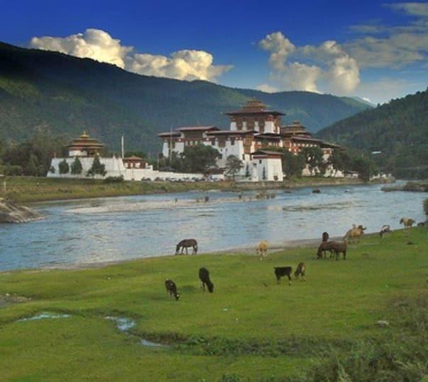 6 Days of Sightseeing Tour around Bhutan