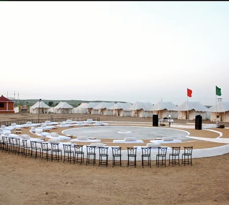 Camping in Sam Desert, Jaisalmer- Flat 67% off
