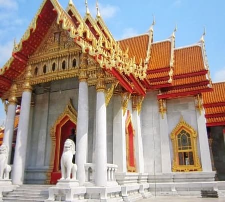 4 Days 3 Nights Culture and Sightseeing Tour in Bangkok
