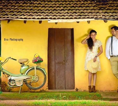 Couple Shoot in Goa