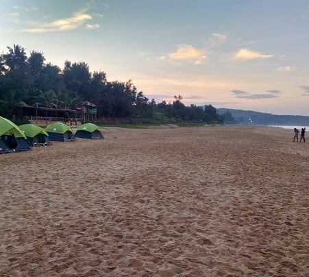 Beach Camping with Campfire, Gokarna Flat 22% off