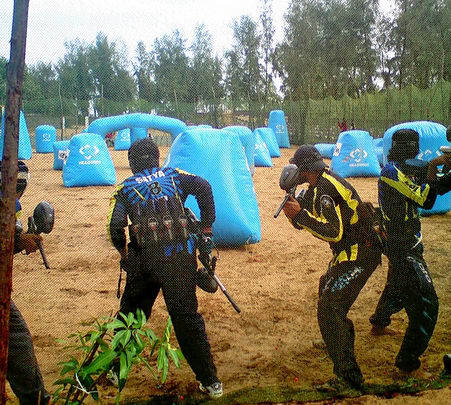 Paintball in Chennai