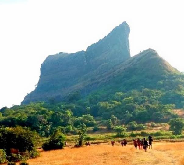 Trek to Ghangad and Tailbaila Forts, Lonavala