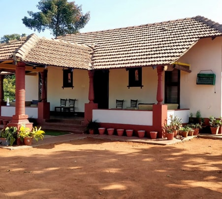 Homestay with Indoor and Outdoor Activities in Sakleshpur