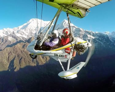 Microlight Flight in Pokhara - Flat 23% off