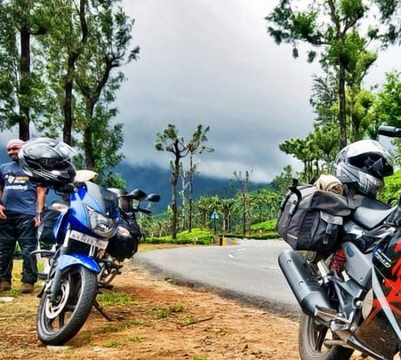 One Day Motorcycling Trip to Atgaon
