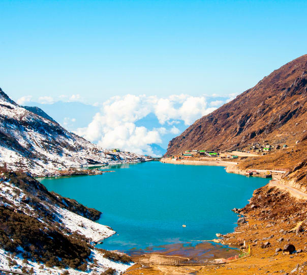 A Weekend Getaway in Gangtok
