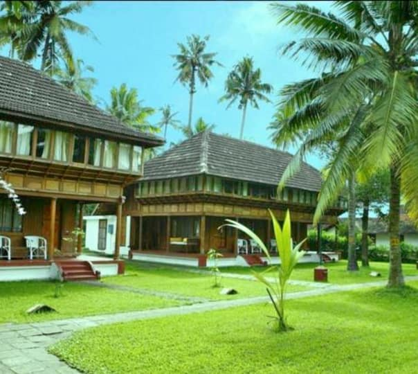 Stay at C G H Coconut Lagoon in Kumarakom