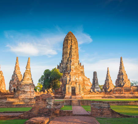 Ayutthaya Day Tour Flat 25% off