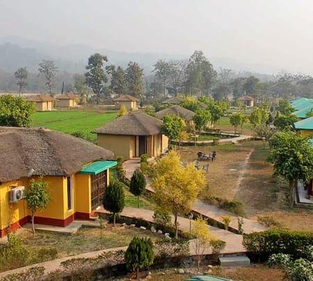 Luxurious Wildlife Resort, Uttarakhand Flat 28% off