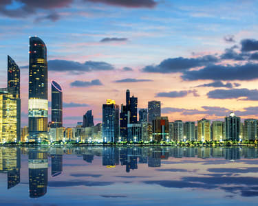 Abu Dhabi City Tour & Warner Bro's Combo Flat 12% off