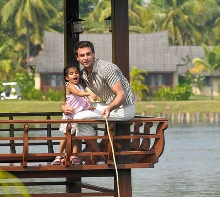Family Holiday at Zuri White Sands, Goa