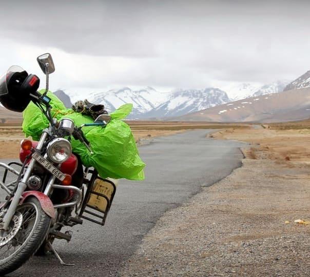 Spiti Valley Bike Tour from Delhi