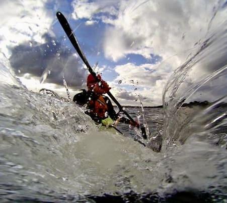 Backwater Kayaking, Kochi