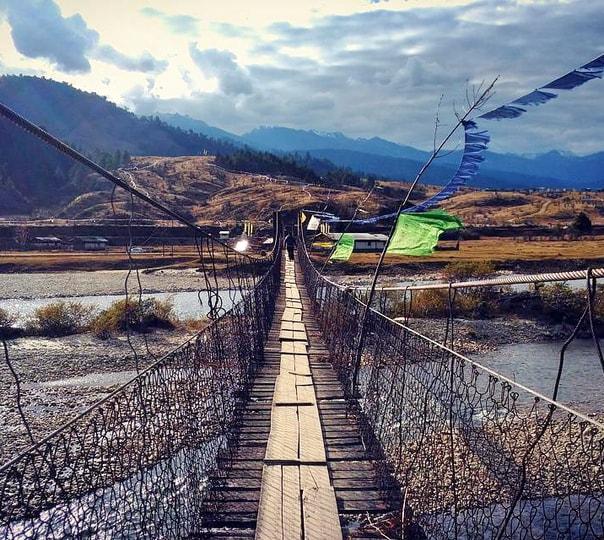 Sightseeing Tour of Mechuka and Dambuk