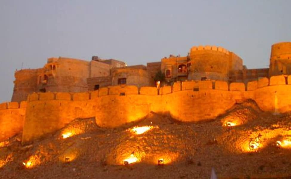 Jodhpur Jaisalmer Tour Package Blue City To Golden City