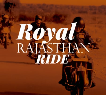 Motorcycle Tour in Rajasthan: a Ride to Rediscover Royalty