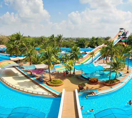 Siam Park City Bangkok Flat 30% off
