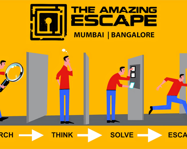 Amazing Escape Room Game in Bangalore Flat 38% off
