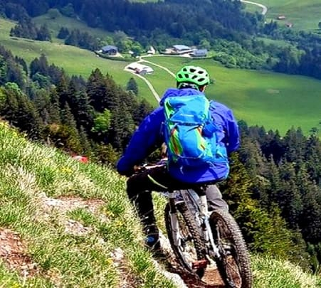 Adventurous Mountain Biking in Manali
