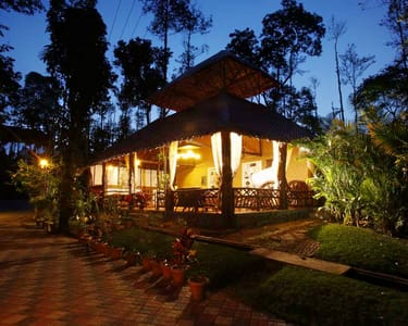 Homestay by the Riverside in Chikmagalur