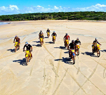 Ride Like the Wind in Queensland