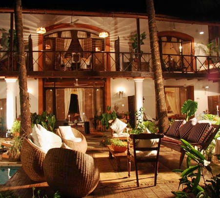 Luxurious Stay at Casa Britona in Goa Flat 41% off