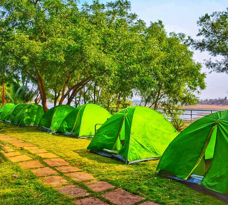 Adventure Camping in Nature's Karavas, Bhopal-flat 26% off